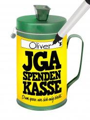 JGA Spendenkasse Spardose