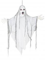 Leuchtender Geist Dekofigur Halloween 110 cm