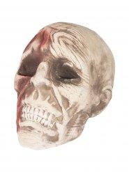Zombie-Halloween-Schädel 15 18 x 16 cm