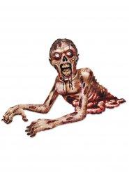 Gruselige Zombie Halloween-dekoration