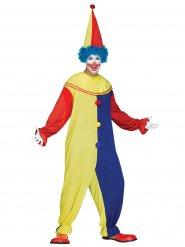 Lustiger Clown Herrenkostüm