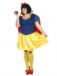 Märchen Prinzessin Damenkostüm Plus Size