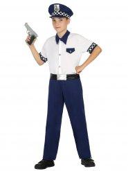 Polizist-Kinderkostüm