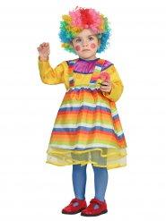 Süsses Clown Babykostüm
