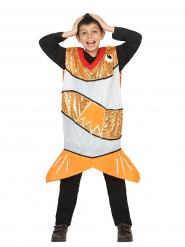 Glitzerndes Fisch Kostüm für Damen