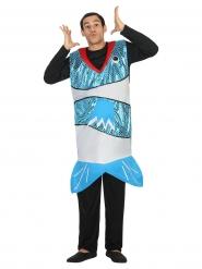 Fisch Kostüm für Erwachsene
