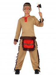 Kleiner Indianer Kinderkostüm