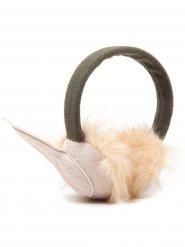 Ohrenwärmer Zelda™ mit Elfenohren beige-braun