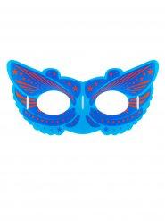 Superhelden Maske Leuchtend bunt
