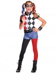 Harley Quinn™ Kostüm für Mädchen - Super Hero Girls™