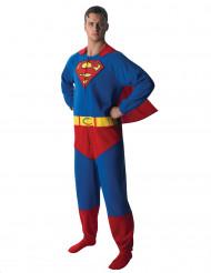 Superman Jumpsuit-Kostüm Lizenzware