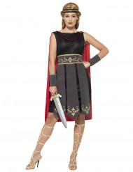 Gladiatorinen-Krieger Kostüm für Damen