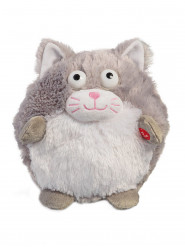 Stofftier-Katze mit Sound und Bewegung 18,5cm