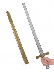 Mittelalter Schwert Ritter für Erwachsene 80 cm