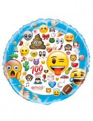 Riesenfolienballon Emoji™