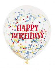 Latex Ballons Alles Gute zum Geburtstag 30 cm