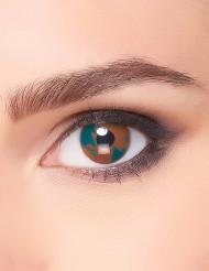 Kontaktlinsen Camouflage-Design