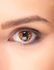 Kontaktlinsen Leopard