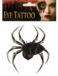 Halloween Tattoo Spinne