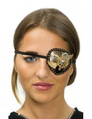 Augenklappe Steampunk für Damen