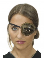 Augenklappe Piraten-Auge Steampunk