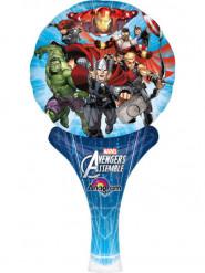 Folienballon Avengers™ 15 x 30 cm