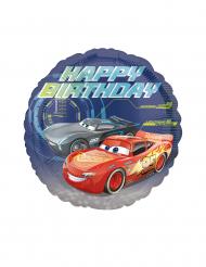 Aluminiumballon alles Gute zum Geburtstag Cars 3 ™ 43 cm