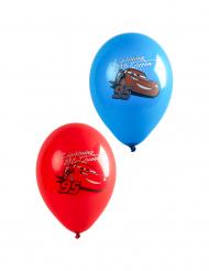 Latexballons Cars™ 6 Stück