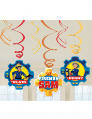 Spiralen Girlande Sam der Feuerwehrmann™
