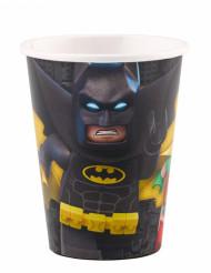 8 Pappbecher Lego Batman™