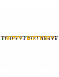Happy Birthday Girlande LEGO Batman ™ 180 x 15 cm