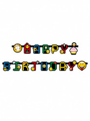 Emoticons™Girlande Happy Birthday 193cm