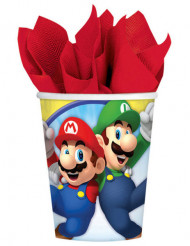 8 Super Mario ™ Trinkbecher