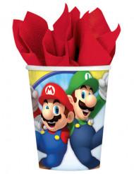 8 Super Mario ™ Trinkbecher