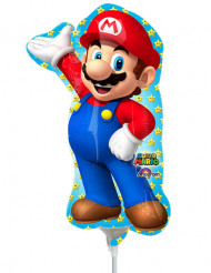 1 Folienballon Super Mario™ 20 x 30cm