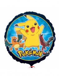 Aluminium Ballon Pokemon™ 43 cm