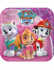 Partyteller Paw Patrol™ 8 Stück bunt 18cm