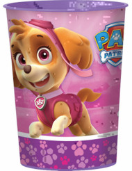Rosa Kunststoffbecher Paw Patrol™