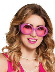 Discobrille rosa für Erwachsene