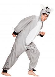 Esel Kostüm aus Plüsch für Erwachsene!