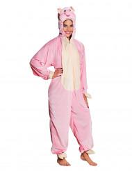 Schweinchen Kostüm für Erwachsene