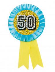 Medaille 50. Geburtstag