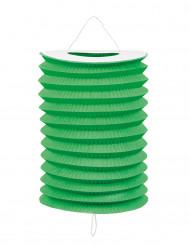 Laternen 12 Stück grün 20cm