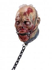 Halloween Zombie-Maske Sklave