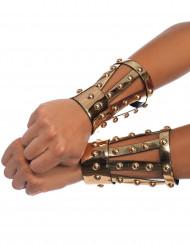 Gladiator Armstulpen für Erwachsene