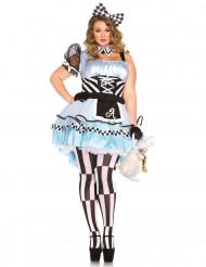 Märchenland Prinzessin Plus Size Damenkostüm