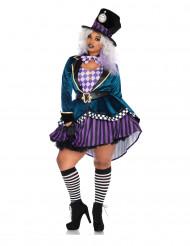 Süßes Hutmacherin Kostüm für Damen