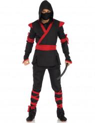 Ninja Krieger Herrenkostüm