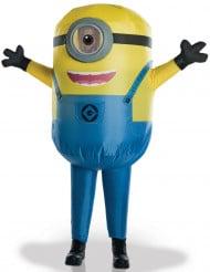Aufblasbares Minions™ Kostüm für Kinder