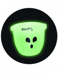 Phosphoreszierender Bonbon-Eimer Halloween